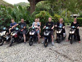 Motorbike club