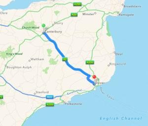 Canterbury-Dover