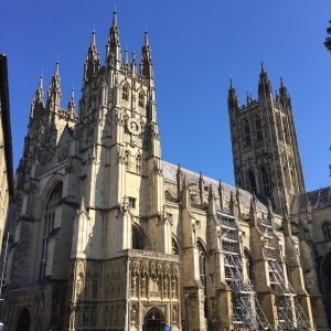 Canterbury Cathedral - very grand