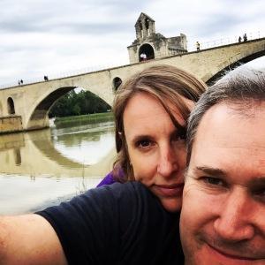 An 800-year-old bridge!