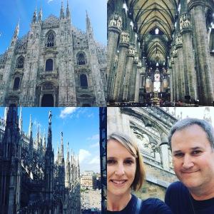 The Milano Duomo