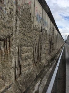 The Topography of Terror and the Wall.