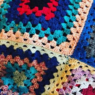 My Nana blanket